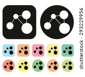 business bicolor set     ... | Shutterstock .eps vector #293229956