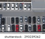 Top View Photo Of Parking Lot ...
