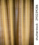 brown color curtain | Shutterstock . vector #293239286