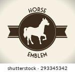 farm fresh digital design ... | Shutterstock .eps vector #293345342
