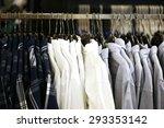 man shirt background  looking... | Shutterstock . vector #293353142
