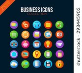 business icons collection....