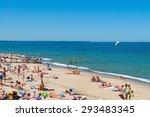 zelenogradsk  rossia   jule 2 ... | Shutterstock . vector #293483345