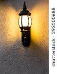 Old Vintage Outside Lamp...