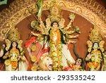maharashtra  india october 4 ... | Shutterstock . vector #293535242
