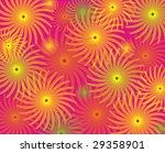 background with firework | Shutterstock . vector #29358901