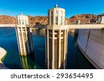 Hoover Dam Intake Towers...