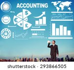 accounting investment... | Shutterstock . vector #293866505
