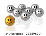 stand out from the crowd | Shutterstock . vector #29389630
