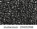 Abstract Background Of Black...