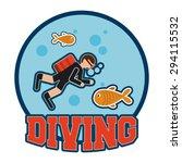 extreme sport design  vector... | Shutterstock .eps vector #294115532