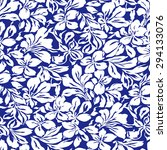 flower pattern | Shutterstock .eps vector #294133076