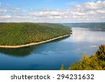 river bend at allegany state... | Shutterstock . vector #294231632