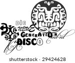 african composition   Shutterstock .eps vector #29424628