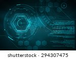 background conceptual image of...   Shutterstock . vector #294307475