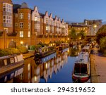 A View On The Birmingham Canals