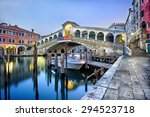 Morning Twilight Grand Canal...