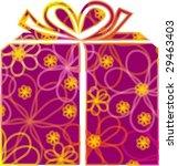 present | Shutterstock . vector #29463403