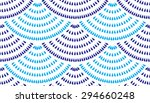 vector seamless pattern with... | Shutterstock .eps vector #294660248