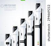 hi tech vector template. eps10 | Shutterstock .eps vector #294669212