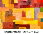 abstract texture background of... | Shutterstock . vector #294674162