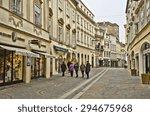 krems  austria   march 21 ...   Shutterstock . vector #294675968