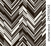 zigzag background. seamless... | Shutterstock .eps vector #294703142