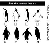 find the correct shadow ...   Shutterstock .eps vector #294914402