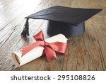 graduation | Shutterstock . vector #295108826
