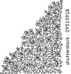 refined vignette xxiv. eau...   Shutterstock .eps vector #29515918