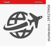 travel icon. professional ...   Shutterstock .eps vector #295175906