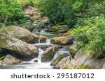 Small Waterfall On Headwaters...