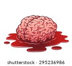 vector cartoon illustration of... | Shutterstock .eps vector #295236986