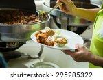 Buffet Food  Customer Used...