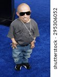 verne troyer at the los angeles ... | Shutterstock . vector #295306052