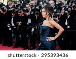 eva longoria attends the 'carol'... | Shutterstock . vector #295393436