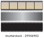 the collection of photographic... | Shutterstock .eps vector #29546902