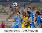 bangkok thailand july 2015... | Shutterstock . vector #295493798