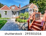 Traditional Northwest Home Wit...