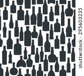 vector illustration of bar... | Shutterstock .eps vector #295603235