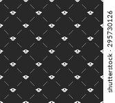 cap pattern.  | Shutterstock .eps vector #295730126