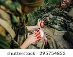 Female Military Doctor To Help...