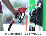 liquid  metal  fuel. | Shutterstock . vector #295798172