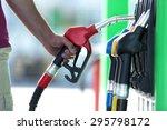 liquid  metal  fuel. | Shutterstock . vector #295798172