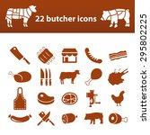 Butcher Icons