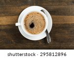 coffee  cup  coffee cup. | Shutterstock . vector #295812896