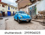 Cusco  Peru April 01  2015  An...