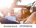 the greatest day for the road... | Shutterstock . vector #295908536
