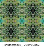 abstract geometric background ... | Shutterstock . vector #295910852