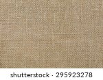 sackcloth texture background | Shutterstock . vector #295923278